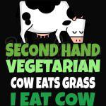 Carnivore Diet Anti-Vegan : Second Hand Vegetarian