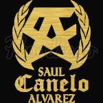 SAUL CANELO ALVAREZ -  GOLD