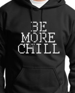 Be More Chill Kids Merch Mens Hoodies Undefined