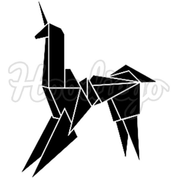 Proptober Day 1- Origami Unicorn from Bladerunner – Darth Cleavage | 600x600
