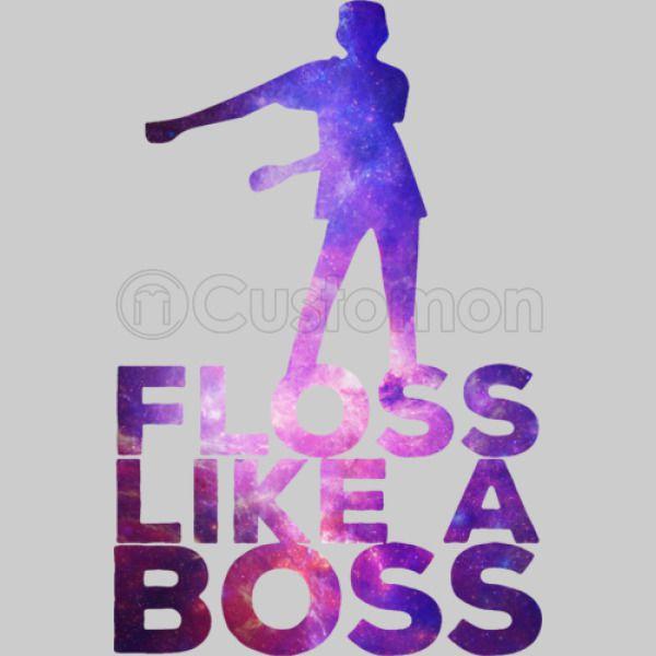 Floss Like A Boss Dance Kids Sweatshirt | Hoodiego com