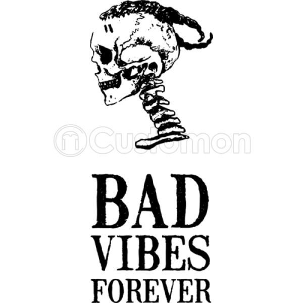 XXXTENTACION - Bad Vibes Forever Unisex Hoodie | Hoodiego com