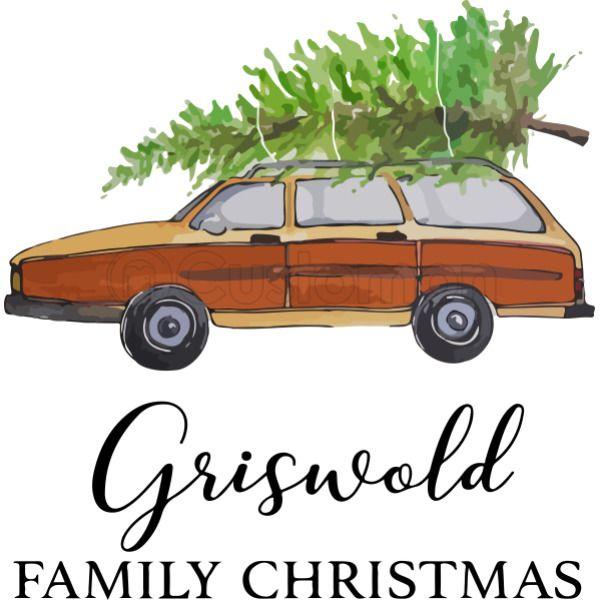 Christmas Vacation Car.Christmas Vacation Griswold Family Christmas Crewneck Sweatshirt Hoodiego Com