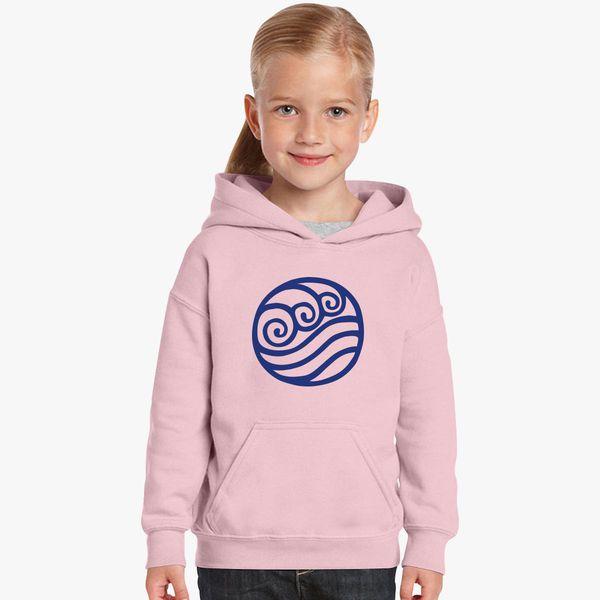Avatar Water Tribe Logo Kids Hoodie