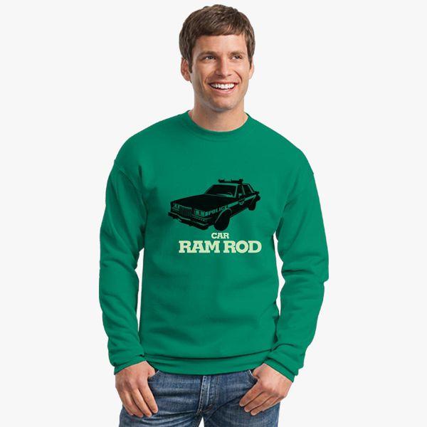Car Ramrod Crewneck Sweatshirt