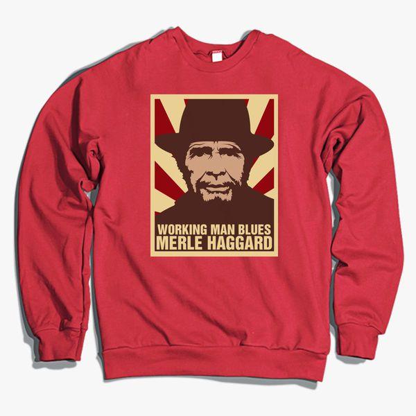 Merle Haggard The Legend Of Country Music Hoodie Unisex shirt