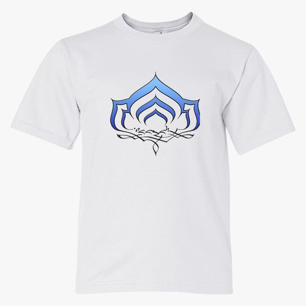 Warframe Lotus Symbol Youth T Shirt Hoodiegocom